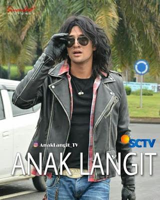 Ammar Zoni (Pemeran ALAN ANAK LANGIT)