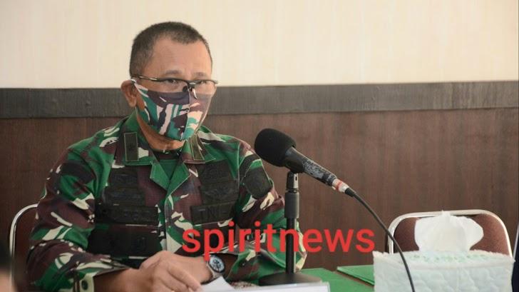 Irdam Buka Taklimat Awal Current Audit Itdam Untuk Jajaran Kodam Hasanuddin