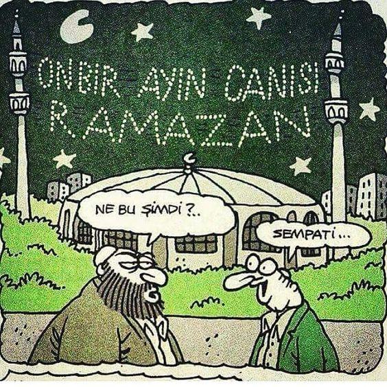 On Bir Ayın Canısı Ramazan