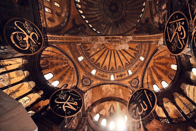 Hagia Sophia, Istanbul Kini Kembali Berstatus Masjid Semula