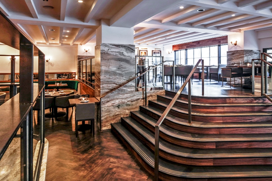 Dupont tredici enoteca at the st gregory hotel debuts for M dupont the dining rooms lyrics