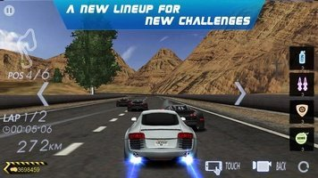 Game Crazy Racer 3D