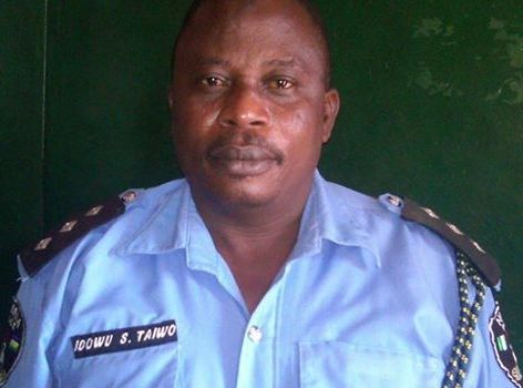 Top Police Officer, Idowu Taiwo, Assassinated In Ekiti State
