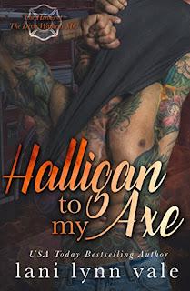 Halligan to My Axe by Lani Lynn Vale