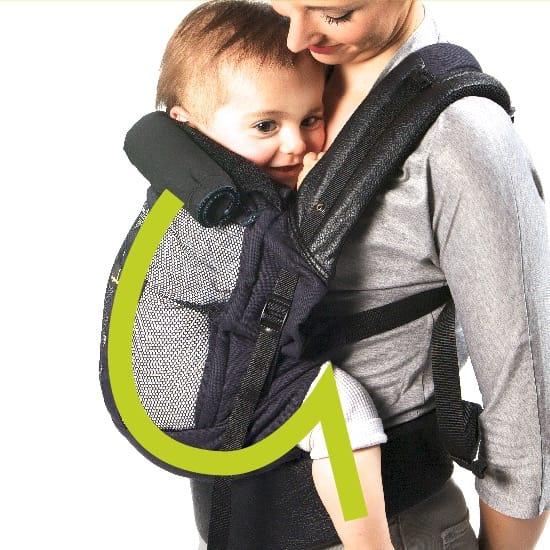 Glamourisez Votre Portebébé PhysioCarrier JPMBB Avec MaternEmoi - Porte bebe physiologique