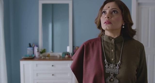 The Wife 2021 Hindi 720p HDRip