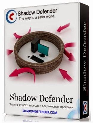 Shadow Defender 1.4.0.578 + Key