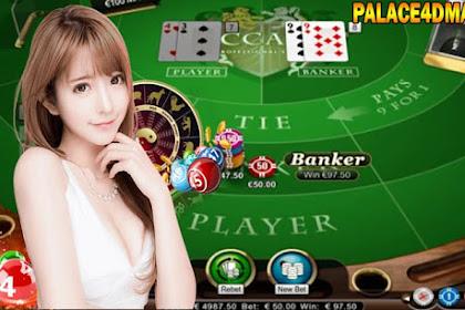 Cara Mudah Login Game Live Casino Baccarat