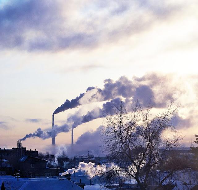 emissioni e inquinamento atmosferico