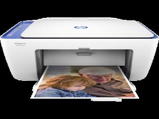 Drivers da Impressora HP Deskjet 2655 - Windows