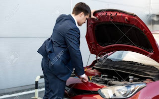 Causes of car brake down and what to do.