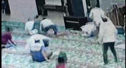 Imam Masjid Al Falah Pekanbaru Ditikam OTK Saat Pimpin Do'a