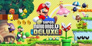 New Super Mario Bros U Deluxe, videojuegos