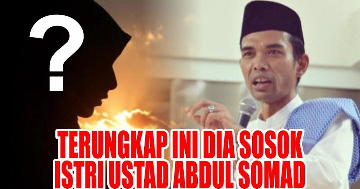 Istri Ustadz Abdul Somad LC, Begini rupanya Kisah Tuan ...