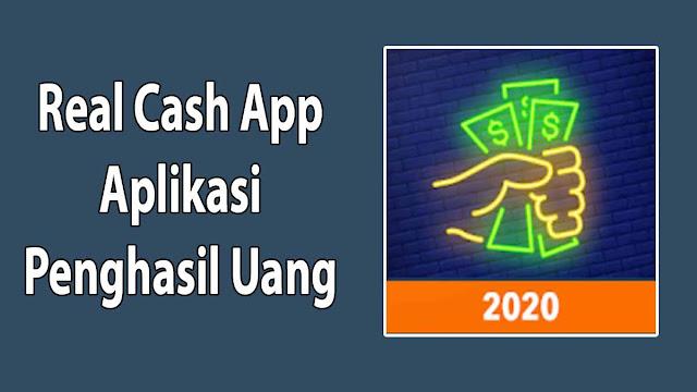 real cash app