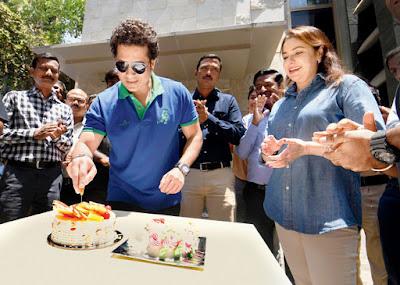 Sachin-Cake