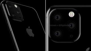 Tiga Lensa untuk iPhone 11