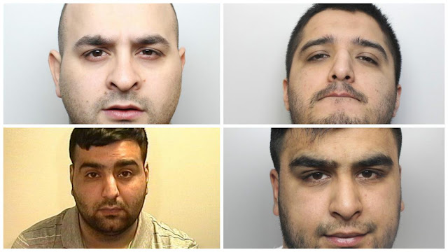 Bradford cocaine conspiracy gang jailed for more than 17 years