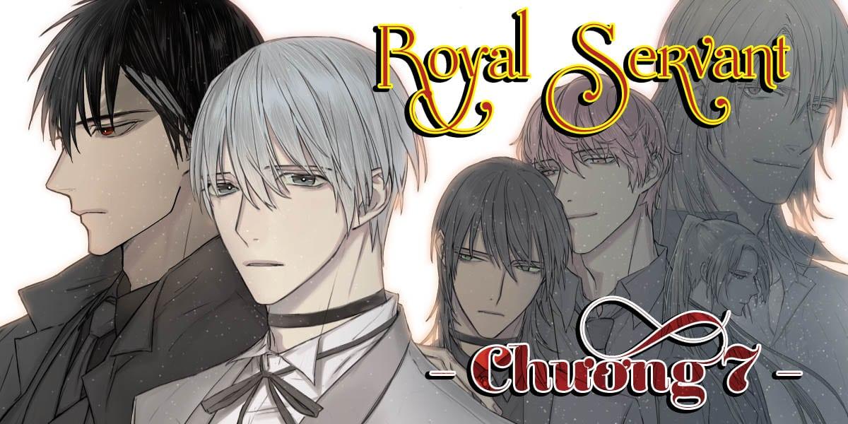 Trang 1 - Người hầu hoàng gia - Royal Servant - Chương 007 () - Truyện tranh Gay - Server HostedOnGoogleServerStaging
