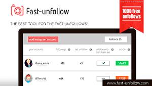 FastUnfollow - Situs Unfollow Instagram