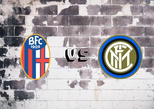 Bologna vs Internazionale  Resumen y Partido Completo
