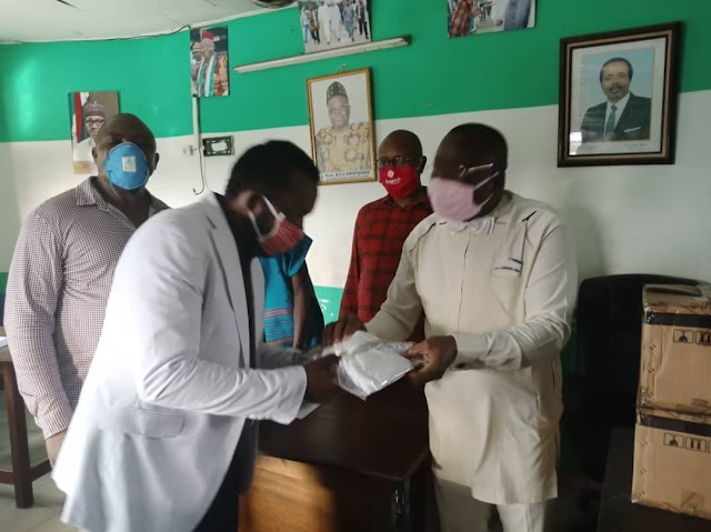 Covid-19: Nigerians in Douala receive assistance from their union