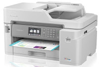 Brother MFC-J5845DW Inkjet Printer Driver Download, Manual And Setup