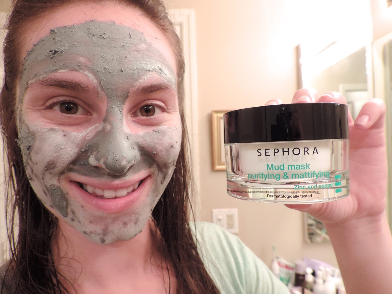Mud Mask Purifying & Mattifying by Sephora Collection #14