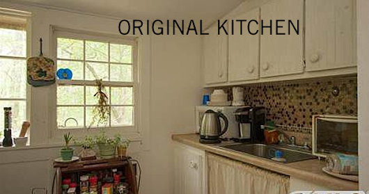 Small Cottage Kitchen Makeover