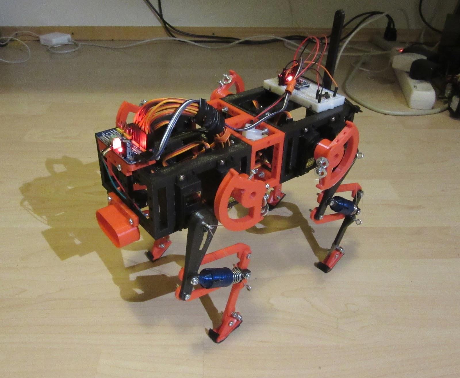 Totally Not Evil Robot Army: Mojo - Robot Dog