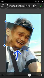 Edit Foto Ganti Muka Mukidi Unik - Picsay Pro Android