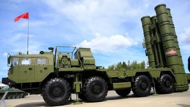 Turki Konfirmasi Mau Beli Lagi S-400 Dari Rusia