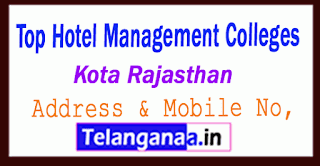 Top Hotel Management Colleges in Kota Rajasthan