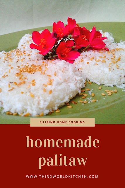 Easy Palitaw Recipe