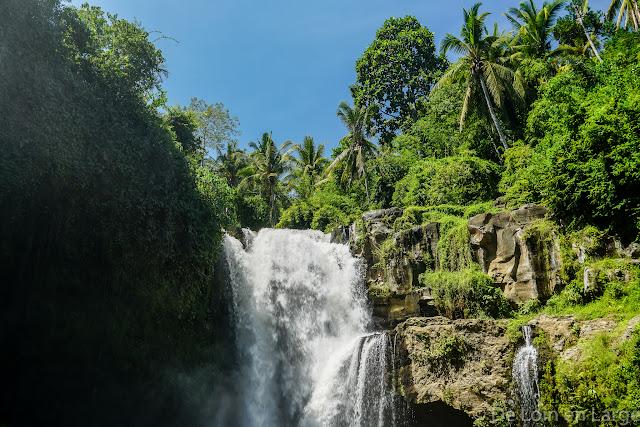 Cascade de Tegenungan - Bali