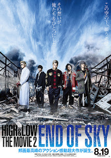 High & Low The Movie 2 End of Sky (2017) Subtitle Indonesia [Jaburanime]
