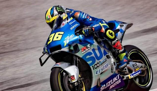 Jos !!! Monster Energy Merapat Sponsori Suzuki Escar Di MotoGP 2021