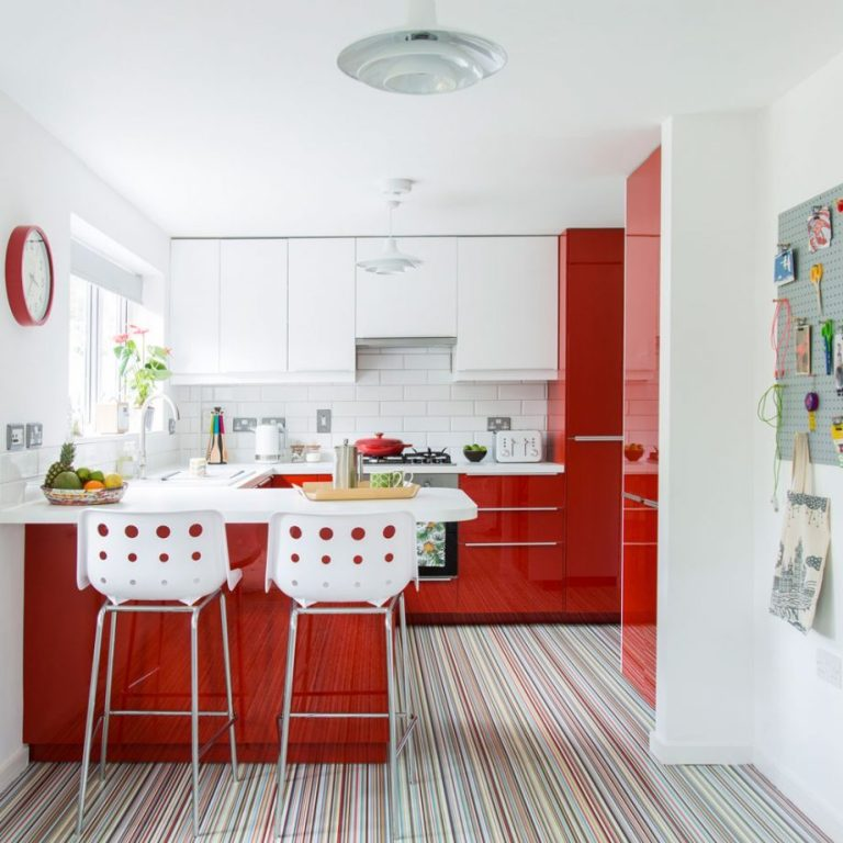 Beautiful Colour Schemes for Kitchen
