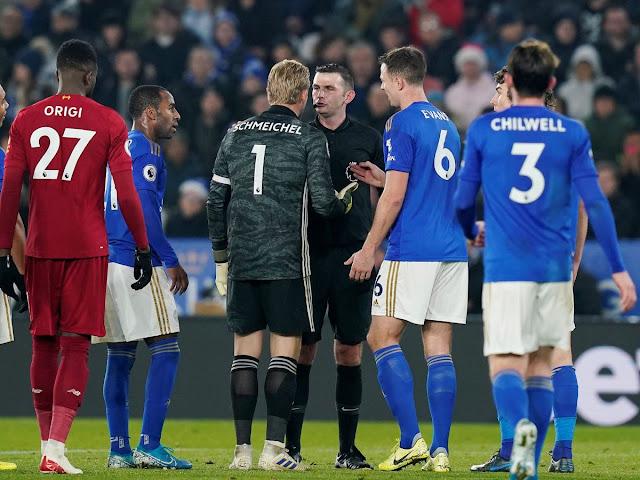 ليفربول يعطي درس لفريق ليستر سيتي ويفوز 4-0   leicester city vs liverpool 2020