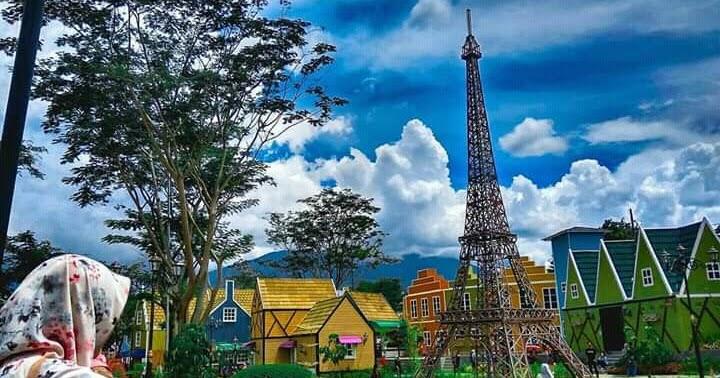 Wisata Kampung Eropa Di Bogor Dan Cianjur Tempat Wisata