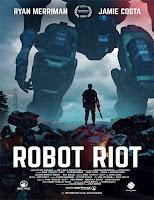 pelicula Robot Riot