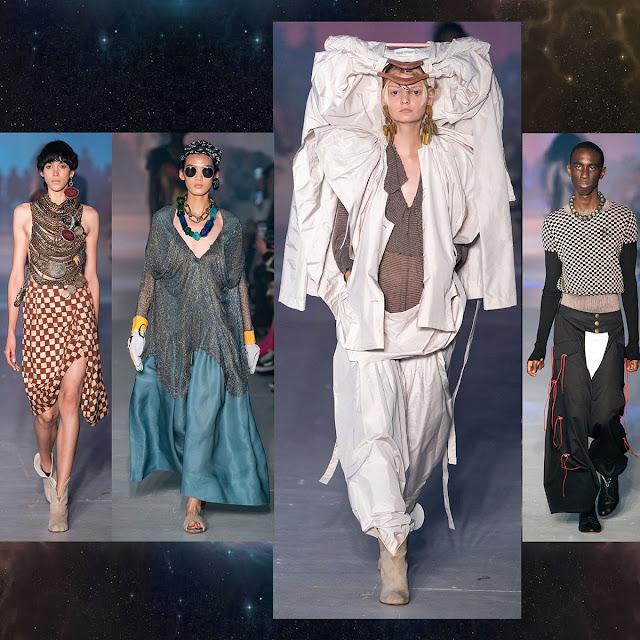 Vivienne Westwood Spring Summer 2020 Paris Fashion Week by RUNWAY MAGAZINE