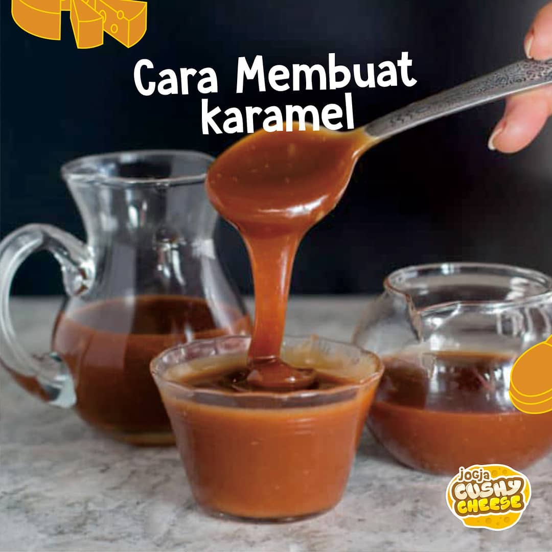 cara-membuat-karamel