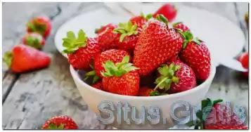 strawberry banyak manfaat