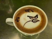Kahve Falında Karga