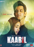 Kaabil 2017 Hindi 480p DVDScr Full Movie Download