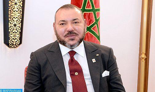 SM le Roi: La promotion de la formation professionnelle est une nécessité impérieuse pour mettre le Maroc en capacité de relever les défis de la compétitivité économique