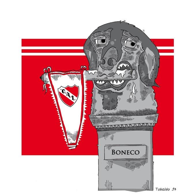 Boneco y Lolo, una amistad eterna