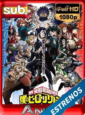 Boku no Hero Academia temporada 5 (02/??) subtitulada HD [1080P][GoogleDrive] RijoHD