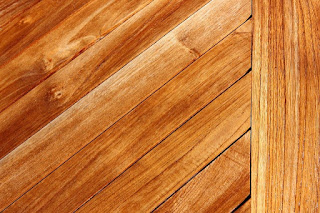 Teak flooring in Costa Rica